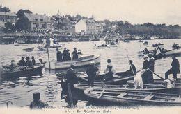Nantes Erdre Regates 14 Juillet 1919 - Nantes