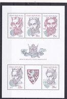 Tschechische Republik, Bl. 24** (K 6209) - Blocks & Sheetlets
