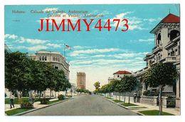 TARJETA POSTAL - HABANA - Cuba - Calzada Del Vedado Auditorium - Pub. By C. JORDI Havana - Cuba