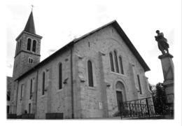 ATTIGNAT-ONCIN - L'église Saint-Martin - France