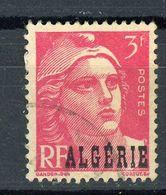 ALGERIE (RF) - TYPE MARIANNE DE GANDON N° Yt 238 Obli. - Algeria (1924-1962)
