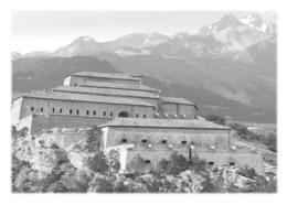 AUSSOIS - Fort Victor-Emmanuel - Altri Comuni