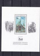 Tschechische Republik, Bl. 10** (K 6209) - Blocks & Sheetlets