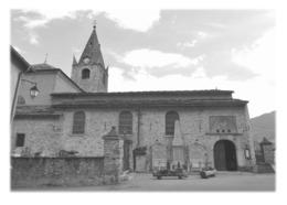 AUSSOIS - L'église Notre-Dame-de-l'Assomption - Altri Comuni