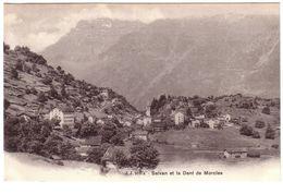 SALVAN Et La Dent De Morcles - VS Valais