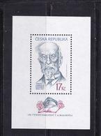 Tschechische Republik, Bl. 11** (K 6209) - Blocks & Sheetlets