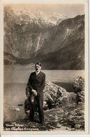 Unser Führer Am Obersee Des Königssee,gelaufen  1937 - Persönlichkeiten