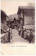 SALVAN -  Rue Des Millionnaires - VS Valais