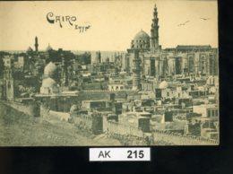 AK215, Ägypten, Kairo - Kairo