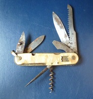 Couteau  - 7 éléments De Poche - Knives