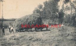 19 // SEILHAC   Entrée Des Foins,  / MOISSON - Autres Communes