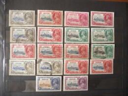 Commonwealth - 1935 - Silver Jubilee - Hong Kong (...-1997)