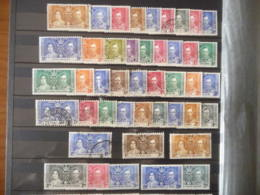 Commonwealth - 1937 - Coronation - Hong Kong (...-1997)
