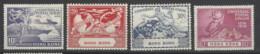 Hong Kong - 1949 - Nuovo/new MH - UPU - Mi N. 173/76 - Hong Kong (...-1997)