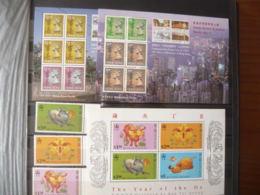Hong Kong - Lotto - Hong Kong (...-1997)