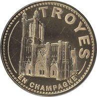 2013 MDP212 - TROYES - Troyes En Champagne 2 (la Cathédrale) / MONNAIE DE PARIS - Monnaie De Paris