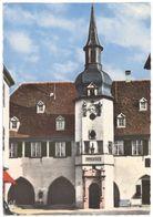 Benfeld (Bas-Rhin) L'Hôtel De Ville (XVIe Siècle) L'horloge à Jaquemart - Benfeld