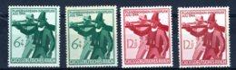 Reich  Michel #  897 - 98 **  (2 X)  Farbunterschiede - Germany