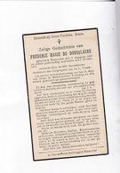 P.DE DOBBELAERE °WATERVLIET 1860  +1937 - Devotion Images