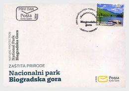 Montenegro - Postfris / MNH - FDC Nationaal Park 2020 - Montenegro