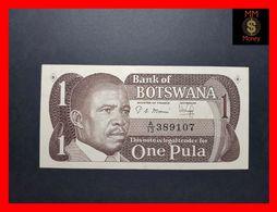BOTSWANA 1 Pula 1983  P 6  VF \ XF - Botswana