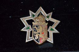 Rare Insigne 3 Eme Régiment Du Génie - Heer