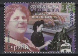Spain (2019) - Set -  /  Writers - Escritores - Consuelo Alvarez - Computer - Motorbike - Moto - Escritores