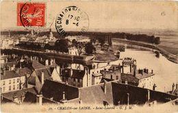 CPA Chalon-sur-Saone - Saint-Laurent (637890) - Chalon Sur Saone