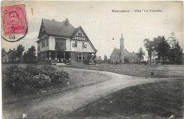 """Waregem  -  Waereghem  *  Villa """"La Tourelle"""" - Waregem"""