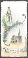 Image Pieuse Sainte Anne D'Auray N° 1081 Bonamy Poitiers - Images Religieuses