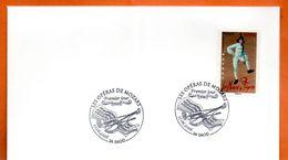 MAURY N° 3909   LES NOCES DE FIGARO 26 SAOU   Lettre Entière N° RS 614 - 1961-....