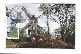 4486 - MOULIN A VENT DE CASSEL - 1er Jour à Cassel (59) Au 15-06-2010 - 2010-...