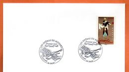 MAURY N° 3911 L'ENLEVEMENT AU SERAIL   26 SAOU   Lettre Entière N° RS 616 - 1961-....