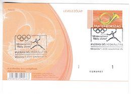 K223 Olympiques Olympic 1924 Paris 1928 Amsterdam József Rády Fencing Escrime Fechten 2009 Várpalota Youth Stamp Exhibit - Ete 1924: Paris
