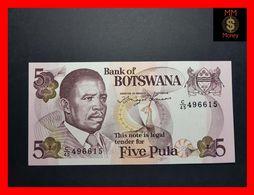 BOTSWANA 5 Pula 1992  P 11  UNC - Botswana