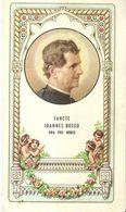"8262"" SANCTE JOANNES BOSCO-ORA PRO NOBIS-CALENDARIO SALESIANO 1955 "" - Calendars"