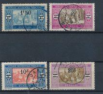 SENEGAL - N° 98/101 OBLITERES - 1924/27 - Sénégal (1887-1944)