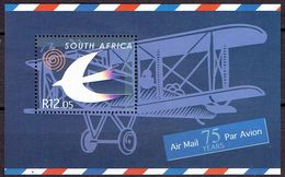 South Africa 2004 - World Post Day, Min. Sheet - Michel B102 -  MNH, NEUF, Postfrisch - South Africa (1961-...)
