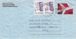PHILIPPINES - AEROGRAMME 1987 - ITALY //T1 - Philippines