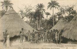 Village MANKAIGNE - Senegal