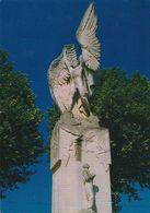 MURET -  Statue D'Icare S'essayant Au Vol Par Landousk..  CPM - Muret