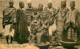 Types Lahobés - Senegal