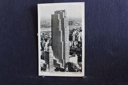 E-257 /  Etats-Unis  NY - New York - New York City Rockefeller Center  / Circule 1950 - World Trade Center
