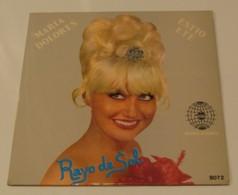 45T RAYO DE SOL : Maria Dolores - Vinyl-Schallplatten