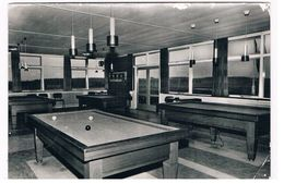 D-11164  SEEDORF : Prot. Mil. Clubhuis - Spelzaal ( Biljart, Billard, Billiards ) - Rotenburg (Wuemme)