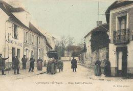 Germigny L'Eveque Rue Saint Fiacre  Rue Saint-Fiacre - Francia