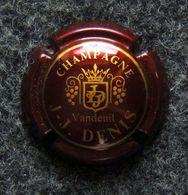 Capsule CHAMPAGNE - J.J. DENIS - VANDEUIL - Champagne