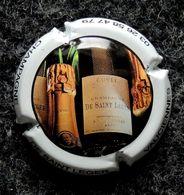 Capsule CHAMPAGNE - DE SAINT LEGER VAUCIENNES - Bouteilles - Champagne