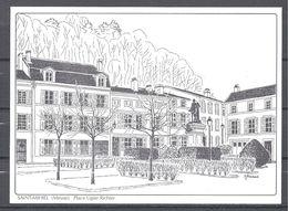 SAINT MIHIEL Place Ligier Richier 6 Eme Bourse Toutes Collections 13 Avril 1998 - Saint Mihiel