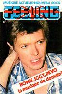 Feeling N° 4 : Bowie, Iggy Pop, Devo - Musique